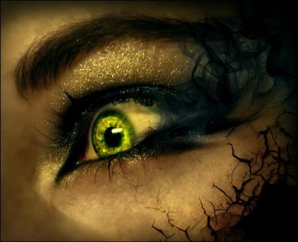 Mystic Make-Up N.11: Decay by Akissi
