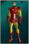 AT Avengers EMH - Iron Man by The-GreenGoblin