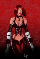 Bloodrayne by Airpainter13