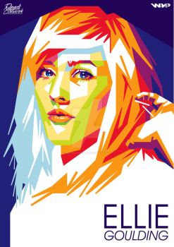 Ellie Goulding by endienumber4