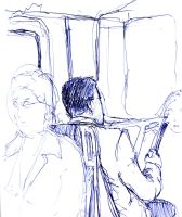 Random fuckers on the bus 112 by Inaimathi