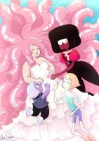 Steven Universe - Life and Sacrifice by hyacinthess