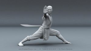 Shaolin by EtherealProject
