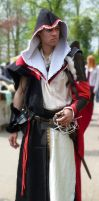 Assassins costume by greendragon-gecko