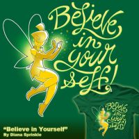 Believe In Yourself by amegoddess