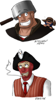 TF2 - More dA's Gmodder by ShinyZango