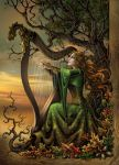 Daughter of Oaks King by Candra