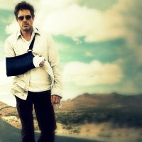 Due Date Robert Downey Jr. by EllenACDC