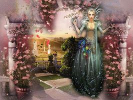 The Rose Garden by Alimera