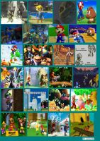 My Other 24 Favourite Video Games by Austria-Man