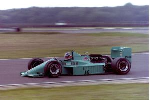 Ivan Capelli (Great Britain Tyre Test 1987) by F1-history
