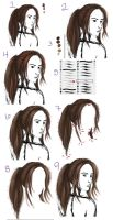 Hair Tutorial Part 2 by PixiedustMystery