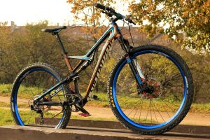 Custom Specialized Camber by shepa