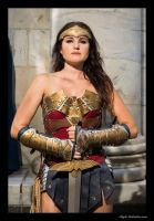 Rainfall Productions Wonder Woman Armor Suit by Clair85