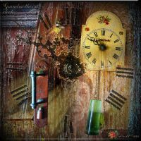 Grandmothers clock by inObrAS