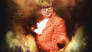 Austin Powers Smudge by GreenMotion