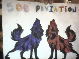 500 deviations by jack9730