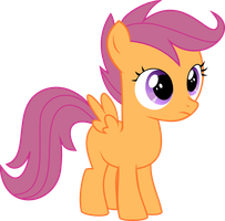 Scootaloo by UltimaCreations