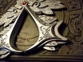 WIP Ezio AC2 insigna by S-Seith
