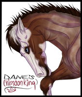 The Crimson King by QueenHalloween