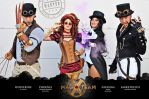 Wanted Steampunk by Evejo