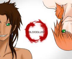 Bloodlust Chapter 3 Cover by RedKid11