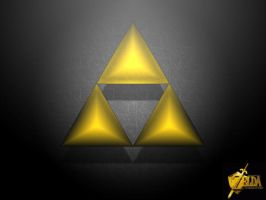 Triforce by MusingStar