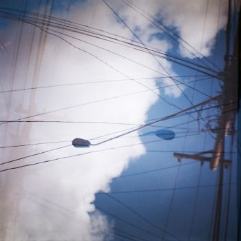 wires in the sky by flakcs