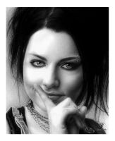 Amy Lee by Tunaferit by ARTstudents
