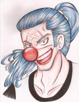 Buggy the Clown by Umi-no-Rex
