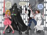 TLIID 215. Darth Vader and the Terminator by AxelMedellin