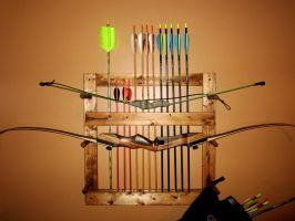 Wall Rack by wagn18