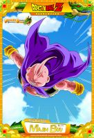 Dragon Ball Z - Majin Buu by DBCProject