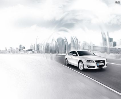 audi 1 by trainfender