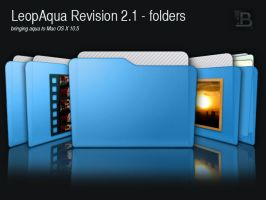 LeopAqua Revision 2.1 - Mac by ieub