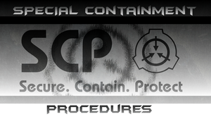 SCP Chrome Wallpaper [FREE TO USE] by KuluKnightofDarkness