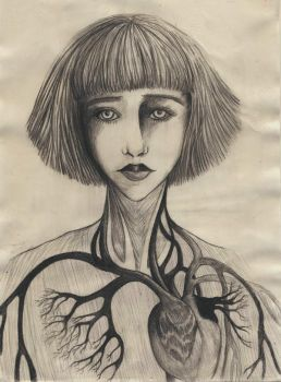 ...heart woman by Thirdsock