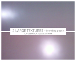 LargeTextures_blendingpeach by icyrosedesign