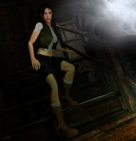 Tomb Raider V (the light in the darkness) by Larreks