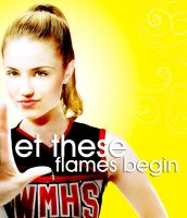Glee ID by lettheseflamesbegin