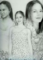 Kristin Kreuk Fan Art by PCruz620