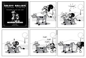 Silent Sillies 024 - Straighten up and ride right by JK-Antwon