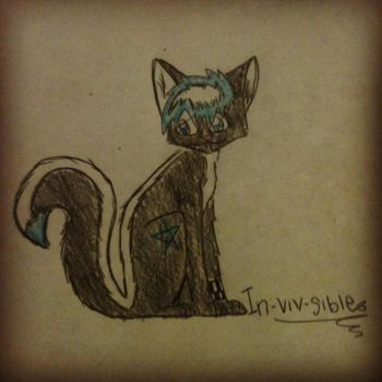 In-viv-sible Fan Art C: by Ariel-is-Magic
