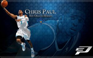 Chris Paul Wallpaper by rhurst