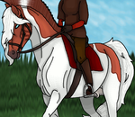 Manny in Dressage - Animated by BVS-Isle