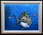 fish rider complete by RandyHand