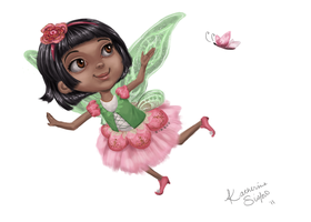 The Anna Rose Fairy by Sirquo