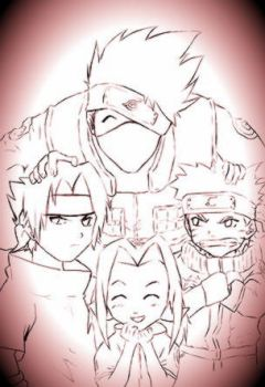 Team7 by Happyfish12345