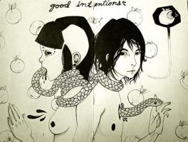 Good Intentions by DarlingDeerest