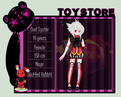 Toy Store Submission by Spruik